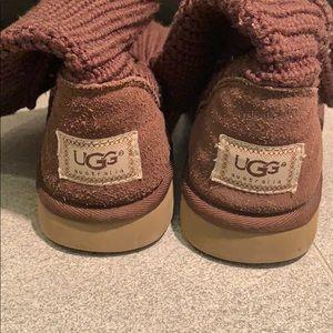 UGG Women's Crochet Boot - size 7